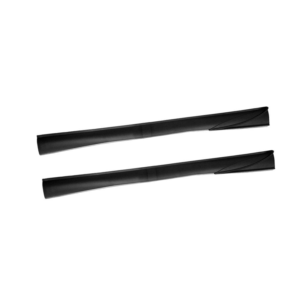 Spoiler Lateral Fiesta Hatch 96 97 98 99 2000 A 2003 Carwing  - Artmilhas