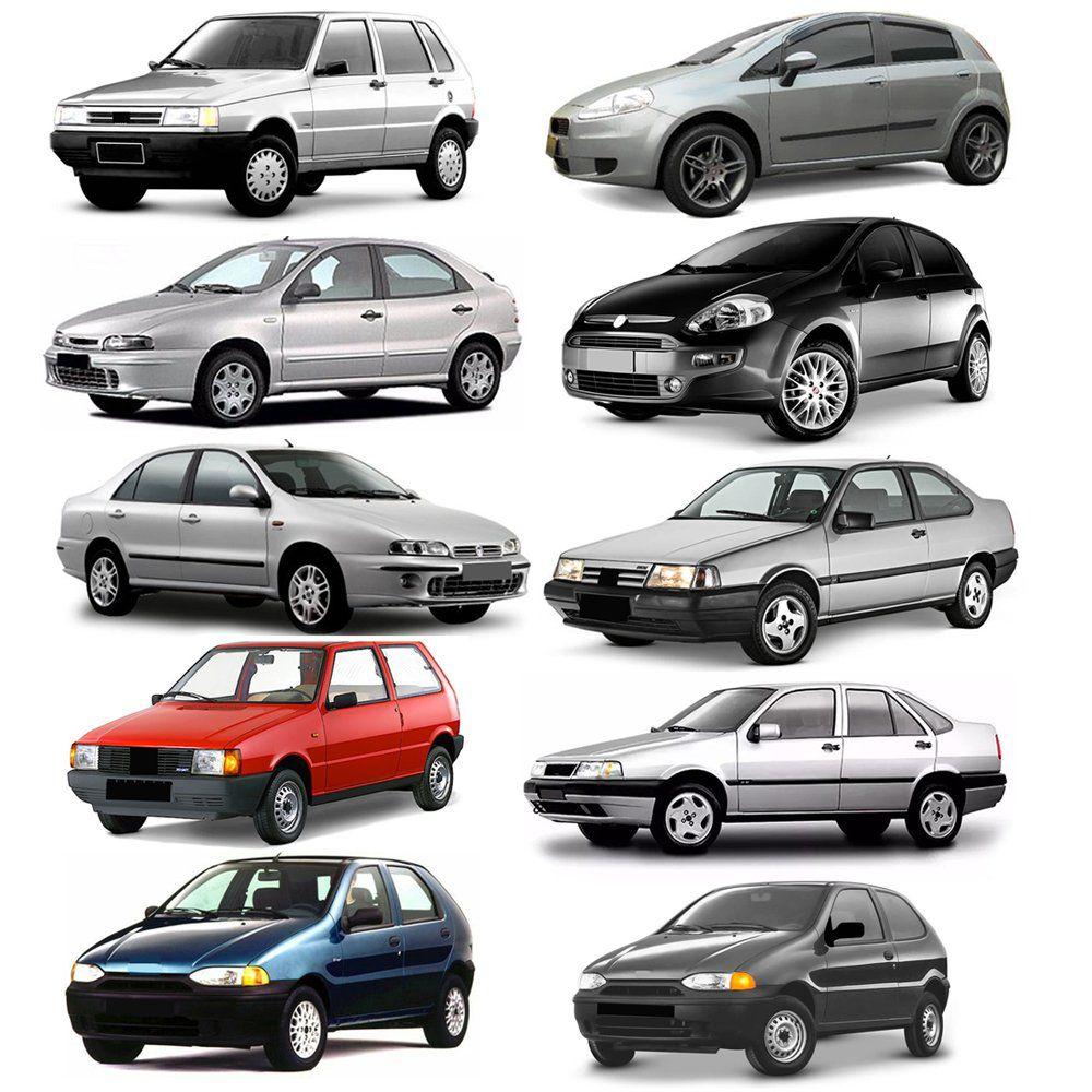 Spoiler Lateral Palio 1996 1997 1998 1999 Carwing Esportivo  - Artmilhas