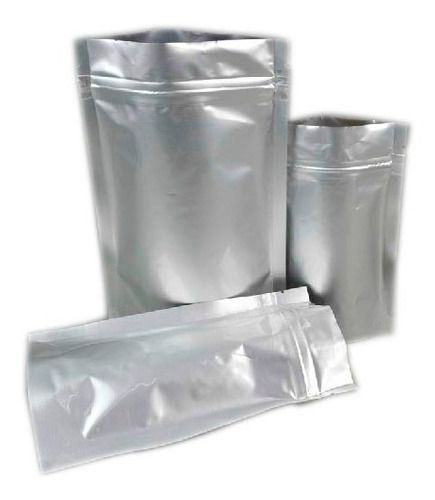 Saquinho metalizado 25x17 - 50 peças