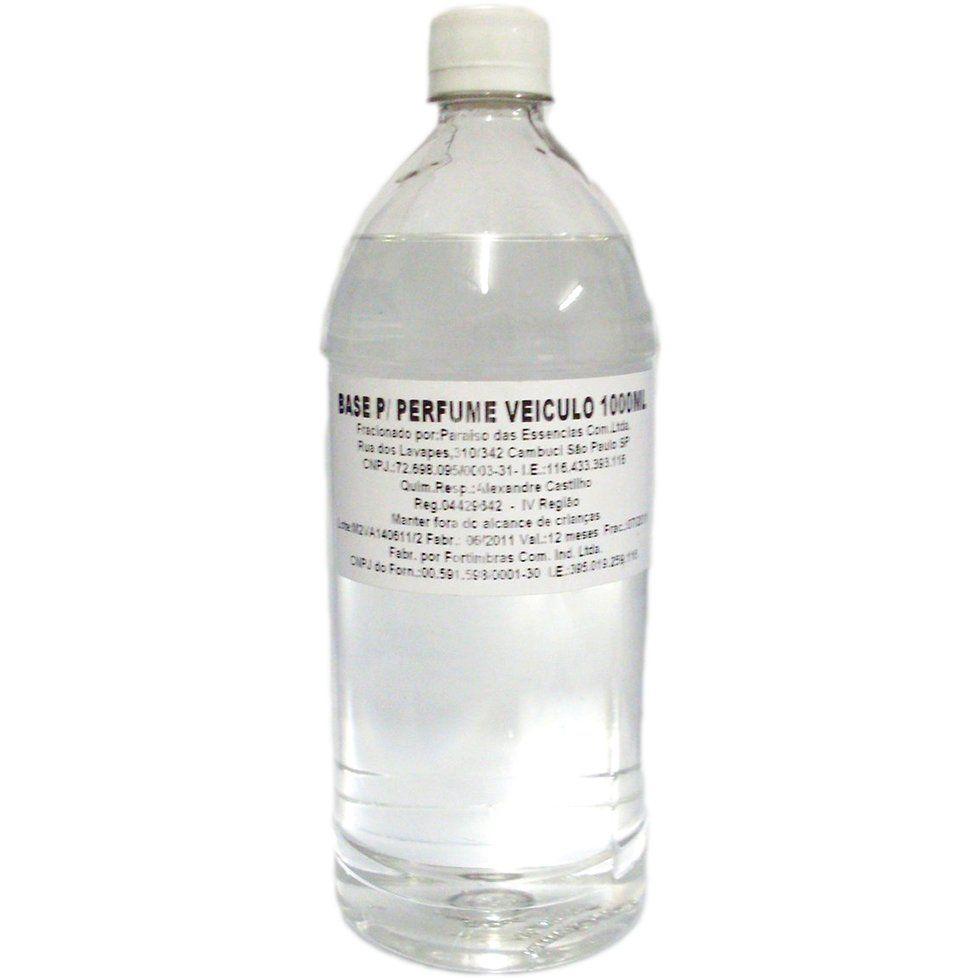 Álcool de Cerais Veículo para Aromatizador (1 Litro)