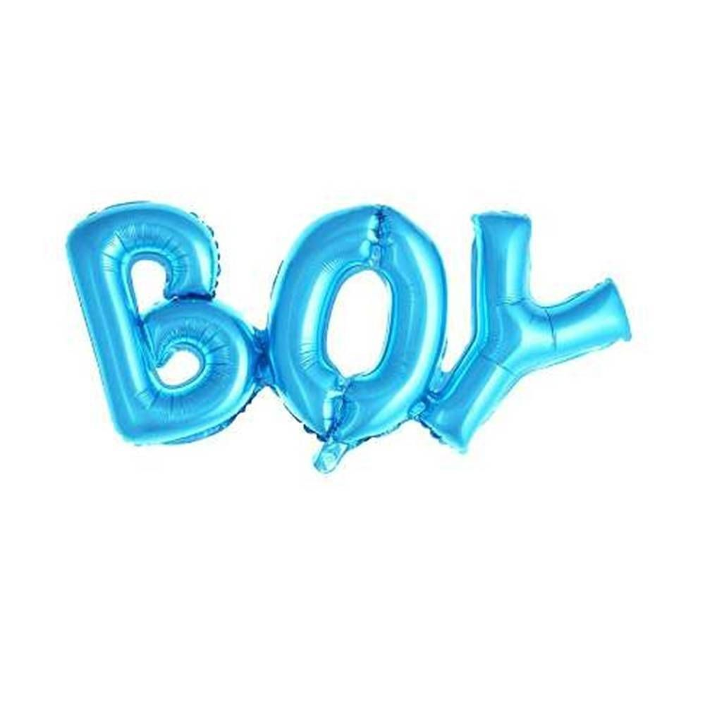 Balão Metalizado Menino / Menina