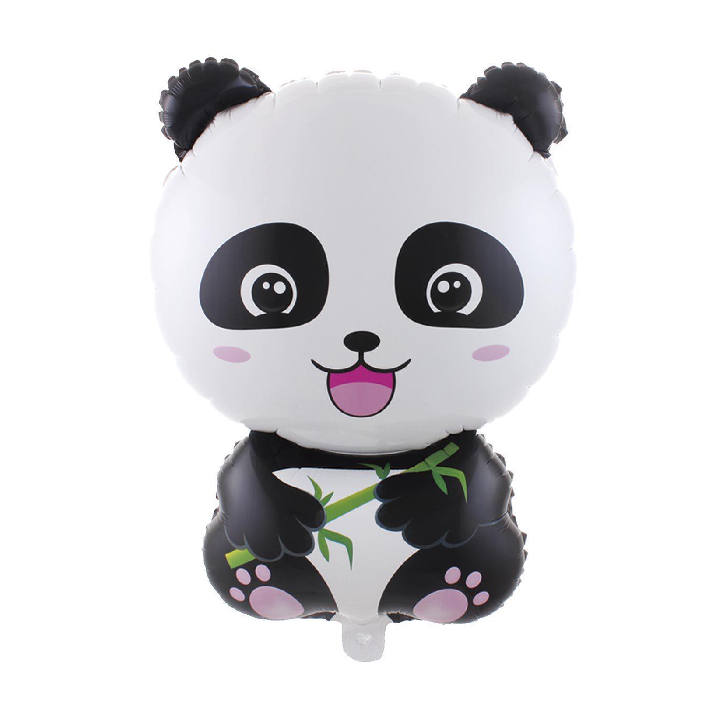 Balão metalizado Panda  76 cm