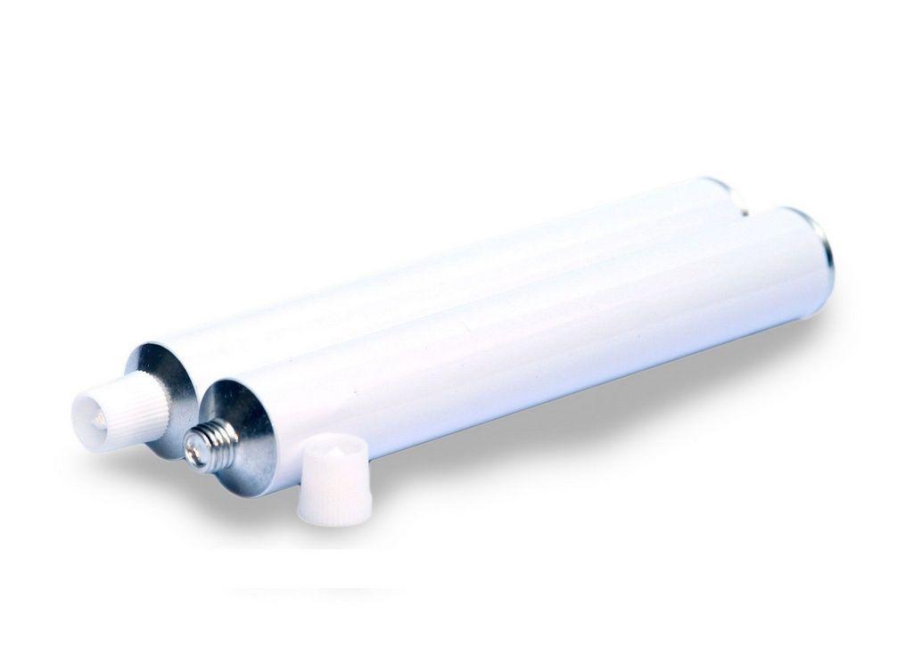 Bisnaga de Alumínio 28 mm Cartucho injeção kit 10 unid
