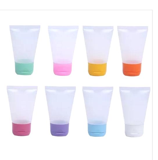 100 Bisnaga para Lembrancinha Hidratante e Álcool gel 40 ml