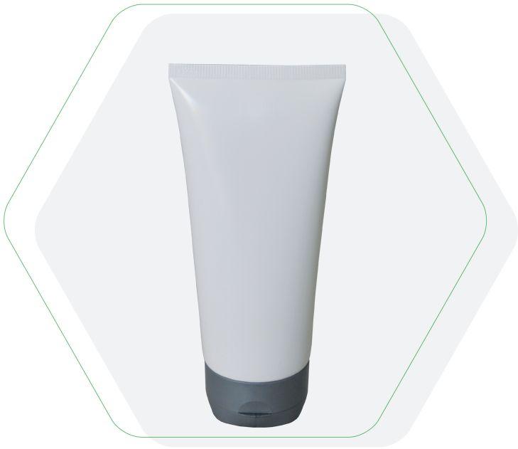 Bisnaga Plastica 150 ml tampa flip top (10 unid.)