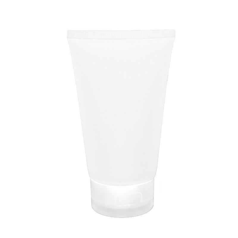 Bisnaga Plástica 180 ml tampa flip top corpo kit com 25 unid