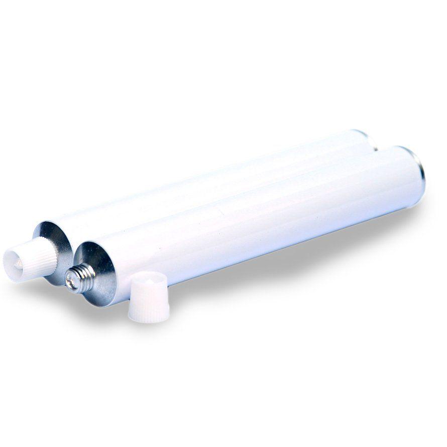 Bisnagas de Brigadeiro de Alumínio 30 ml kit com 100 unid