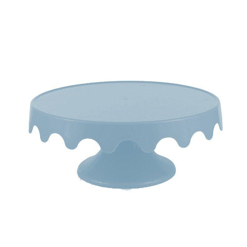 Boleira plástica para enfeite de mesa 32x12