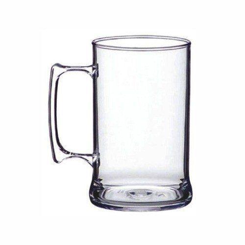 10 Caneca de Acrílico de Chopp 300 ml para Lembrancinhas