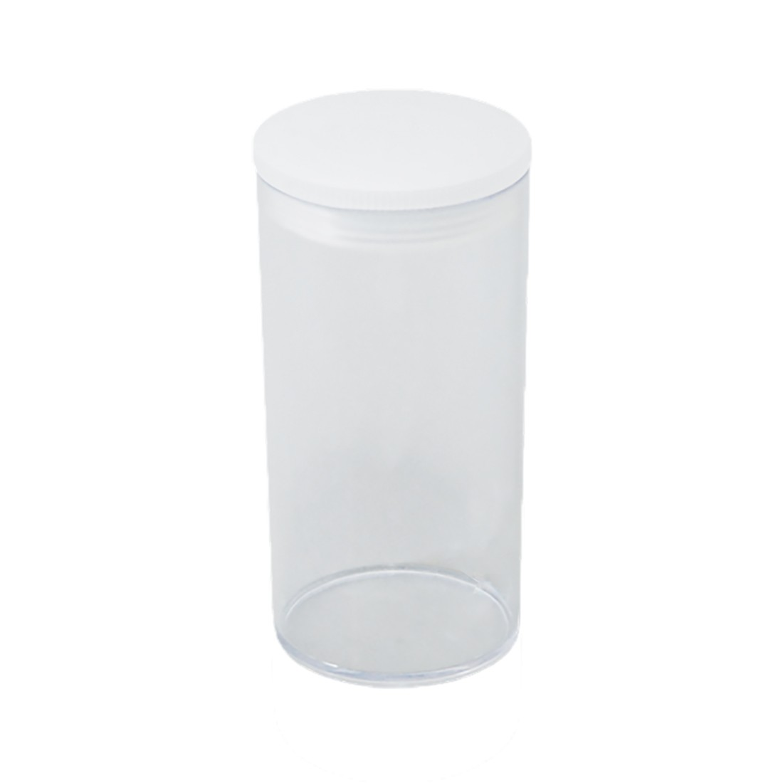 Potinho de Acrílico Cristal 23 ml kit com 100 unid