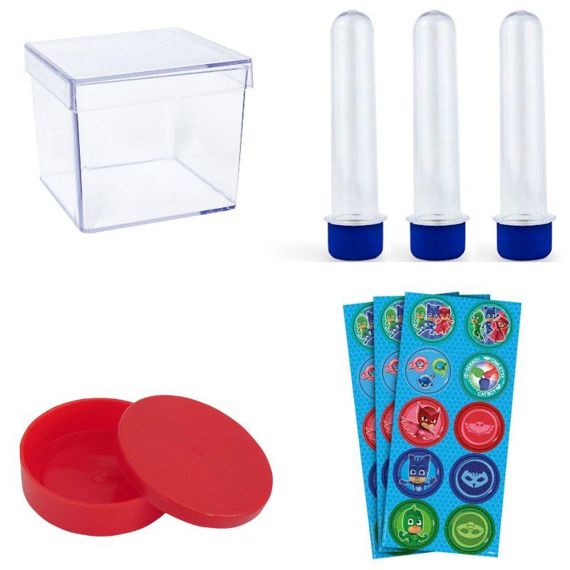 Lembrancinhas Personalizadas dos PJ Masks kit com 30 unid