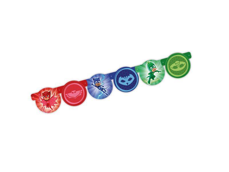Faixa de Parabéns do PJ Masks
