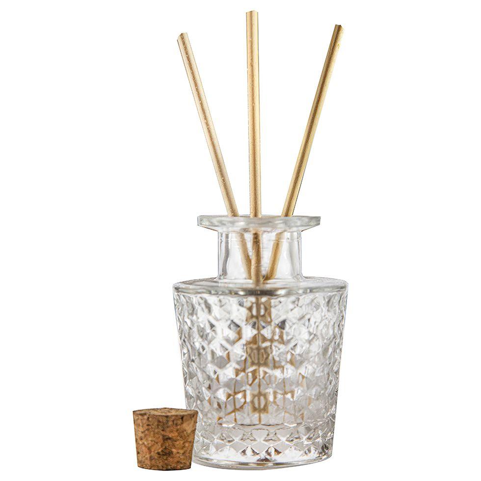 Frasco de Vidro para Aromatizador e Difusor 140 ml com Rolha
