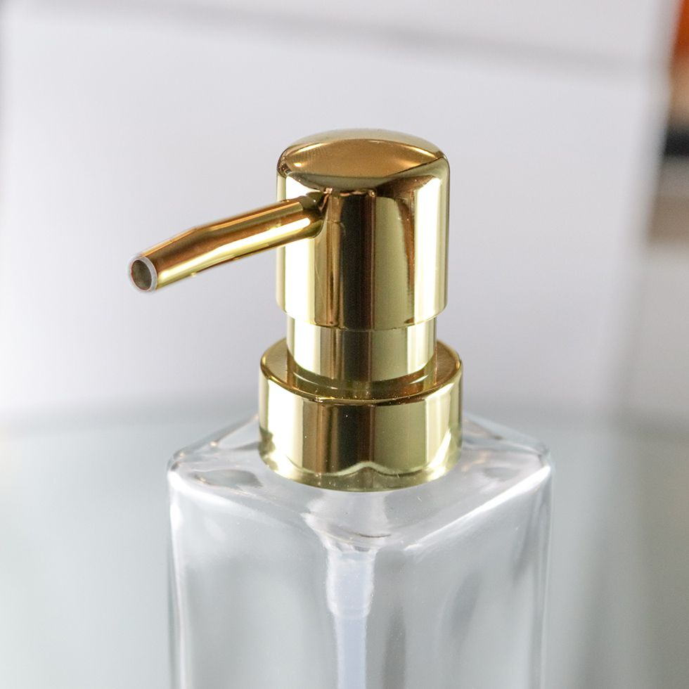 Frasco de Vidro para Sabonete líquido 230 ml Luxo