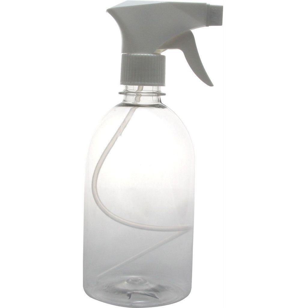 Frasco para Aromatizador Homespray 500 ml Plástico kit com 10 unid