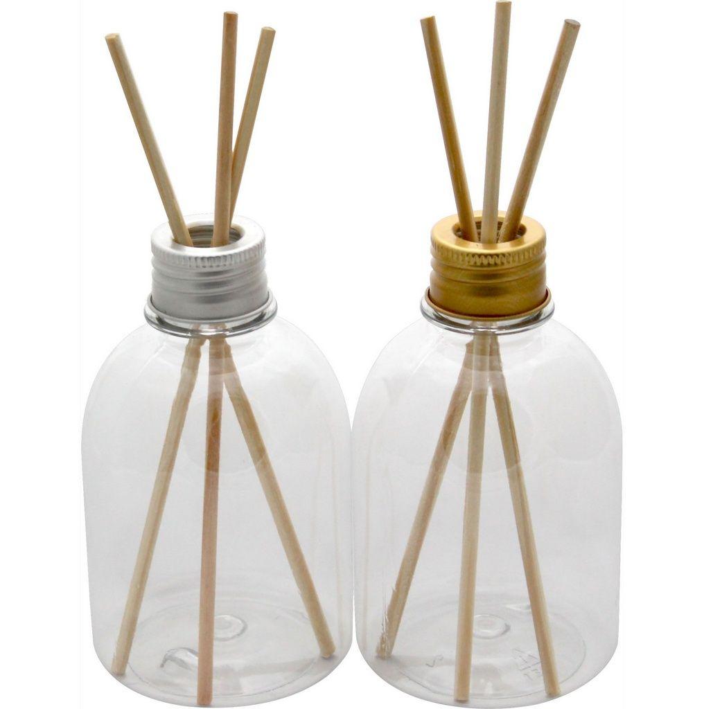 Frasco para Aromatizador Plástico de 250 ml kit com 10 unid