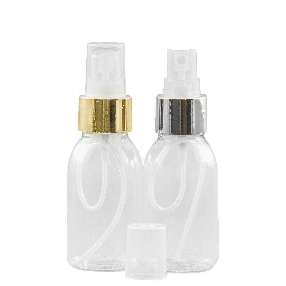 Frasco para Aromatizador Spray 60ml plástico kit com 10 unid