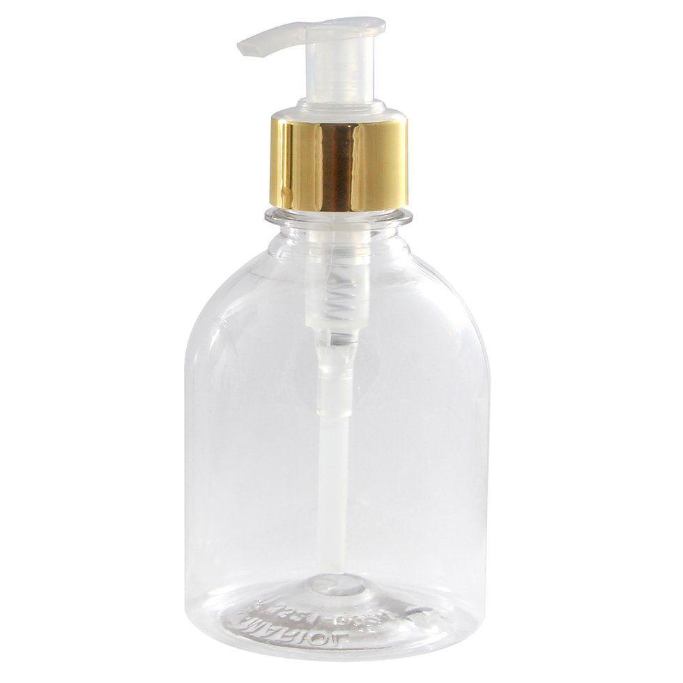 Frasco para Sabonete Líquido de 250 ml Luxo kit com 10 unid