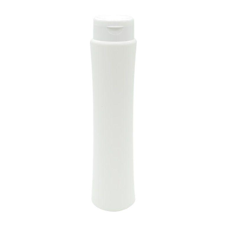 Frasco para Shampoo Cinturinha 300 ml Tampa Flip Top kit com 10 unid