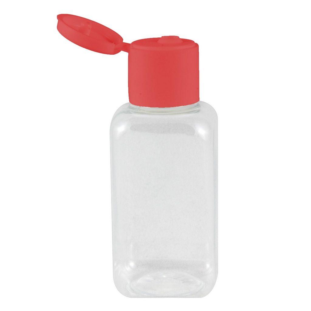 Frasco Pet 40 ml com Tampa Flip Top para Lembrancinhas kit com 10 unid