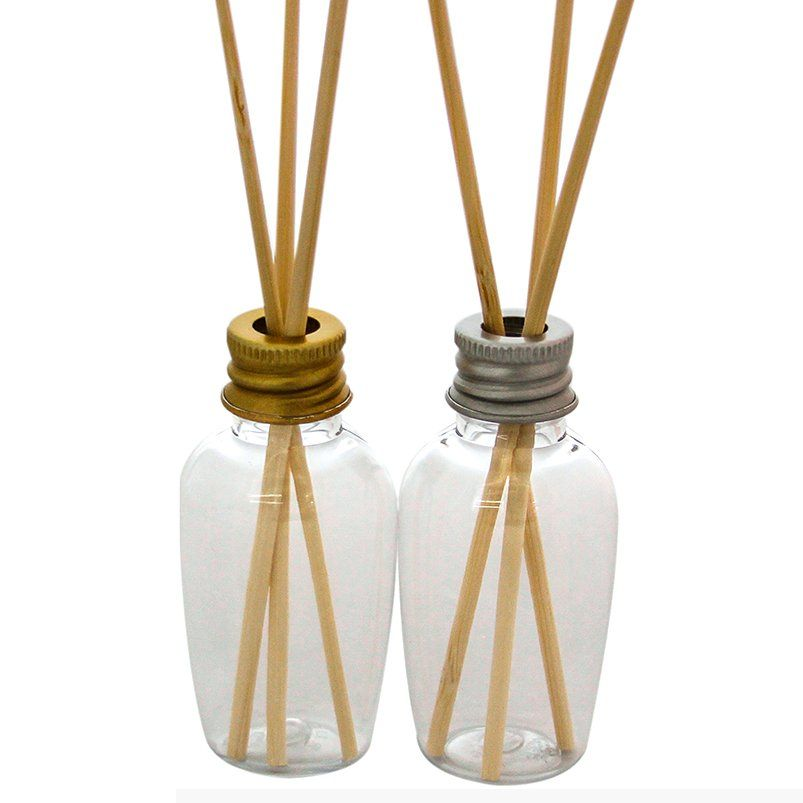 Frascos para Aromatizador Plástico de 30 ml Tulipa kit com 10 unid