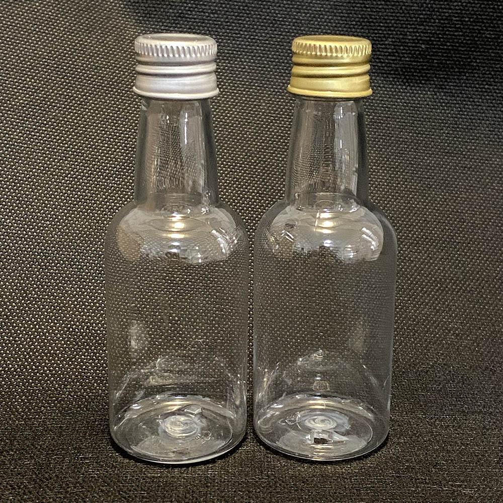 Garrafinhas para Lembrancinhas 50 ml Tampa Metal (30 unid.)