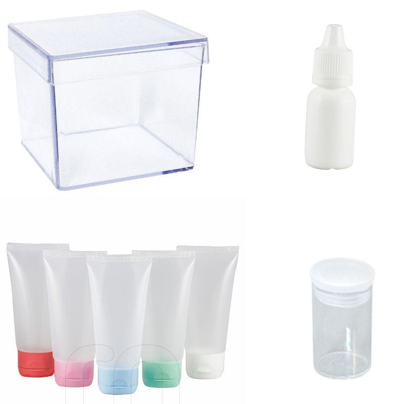 Kit para confeccionar Slime kit com 10 de cada