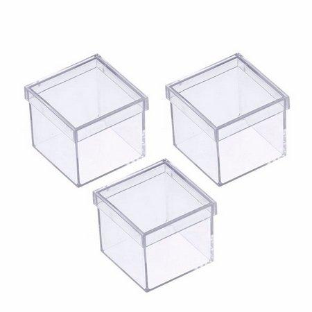 Lembrancinha kit com 50 tubetes e 50 caixinhas
