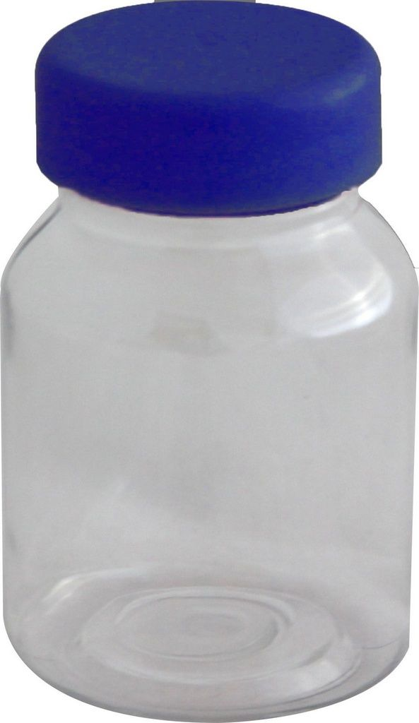 Mini Baleiro 50 ml Reto kit com 10 unid