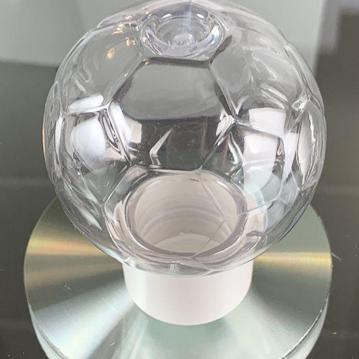 Mini Baleiro de Bola de Futebol kit com 10 unid