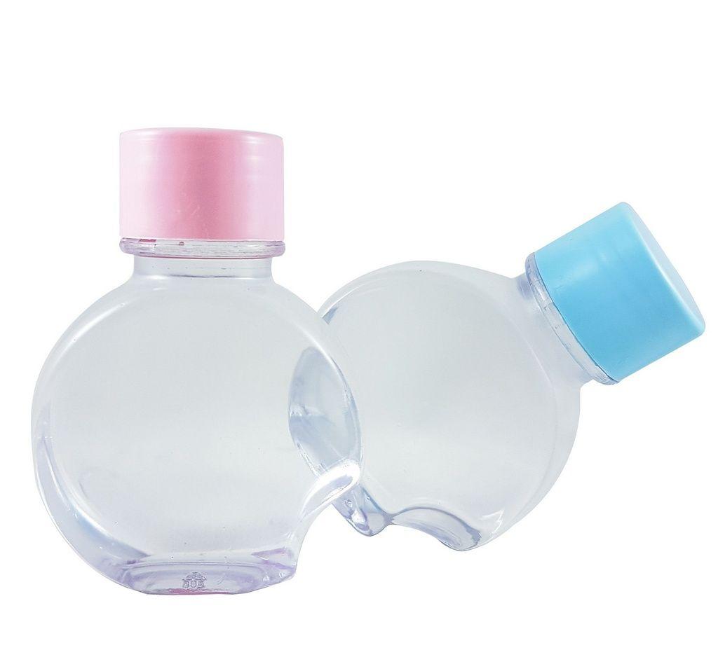 Mini Baleiro para Lembrancinhas de PVC 80 ml kit com 10 unid