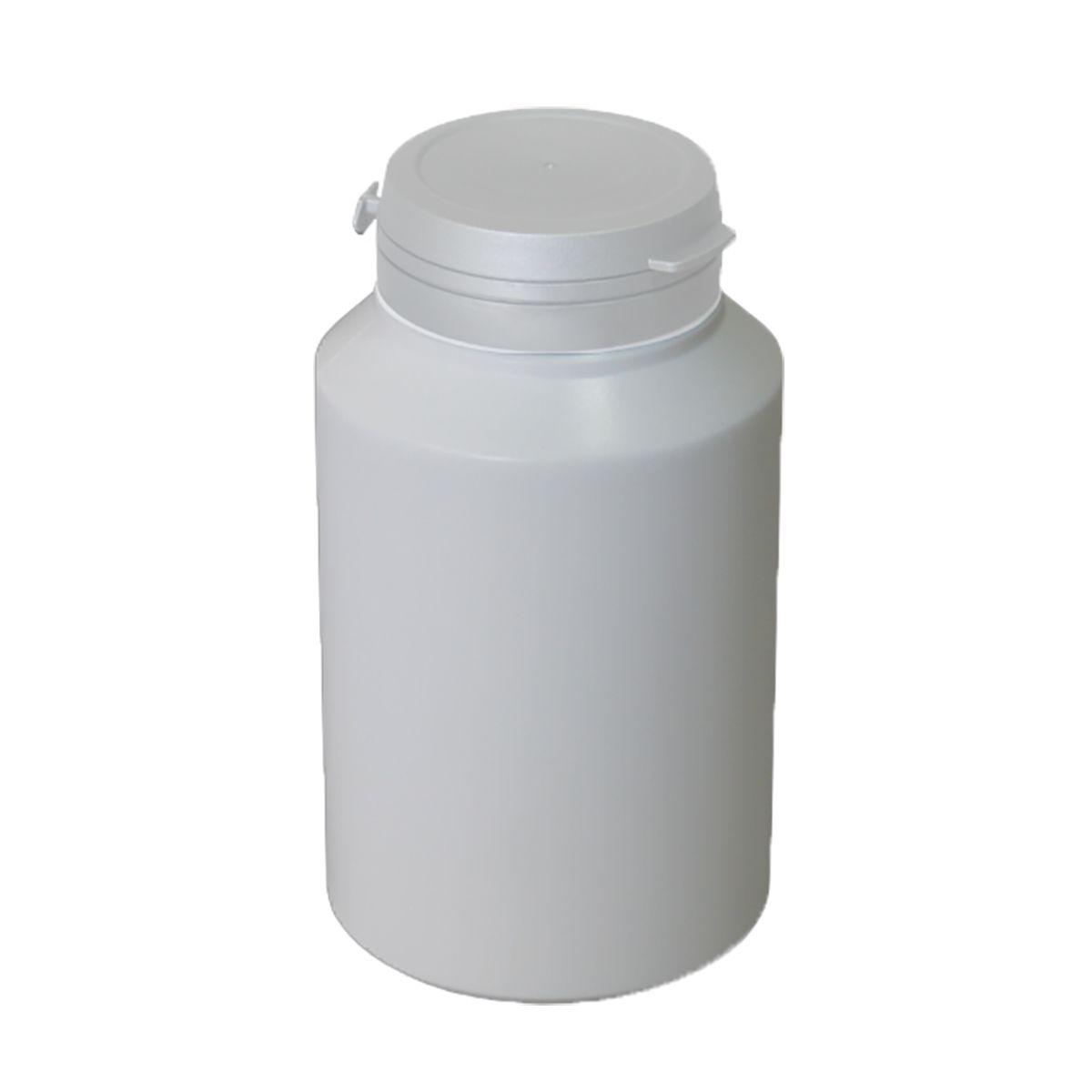 Pote para Cápsula com tampa lacre de pressão S-200 pct com 50 unid