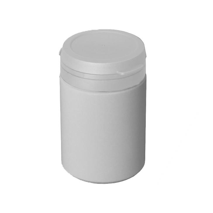 Pote para Cápsula com tampa lacre de pressão S-80 pct com 100 unid