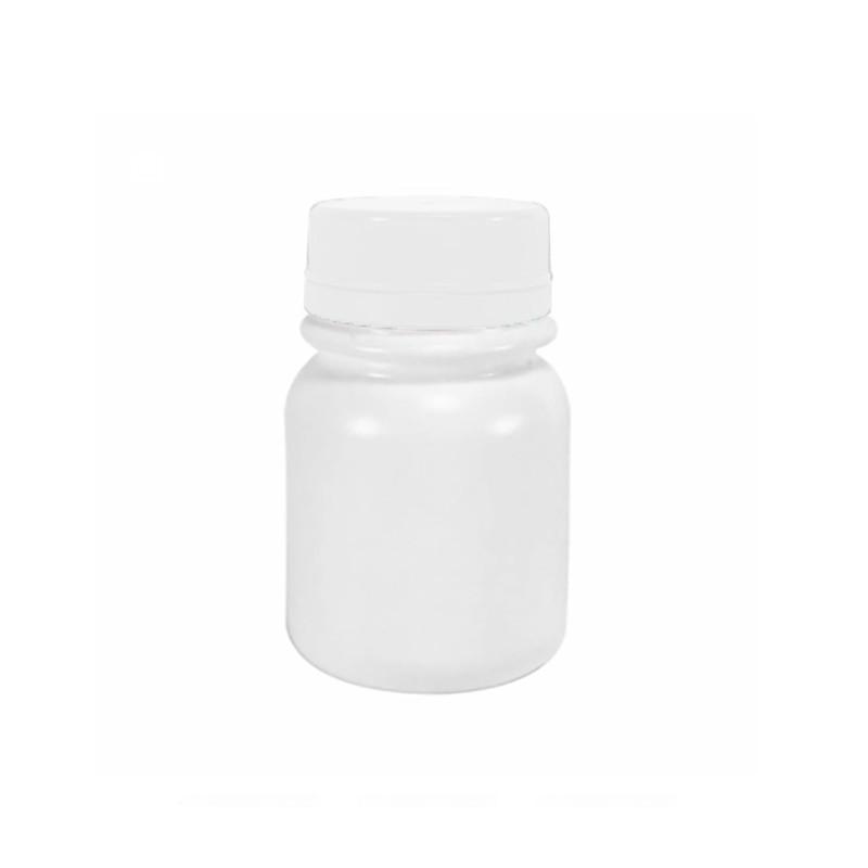 Pote Plástico para cápsula 30 ml Rosca Lacre kit 1000 unid