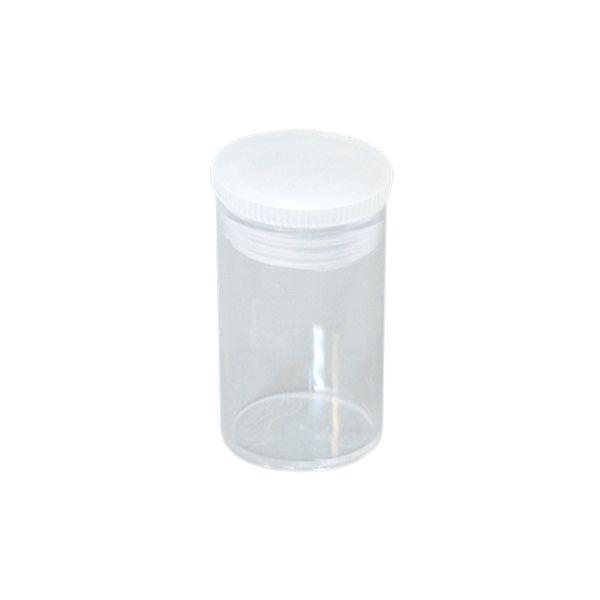 Potinho de Acrílico Cristal 10 ml kit com 10 unid