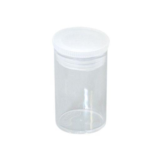 Potinho de Acrílico Cristal 15 ml kit com 10 unid