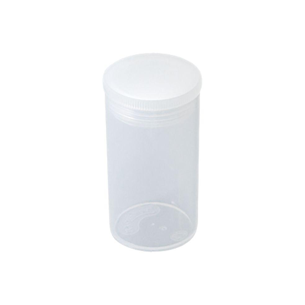 Potinho de Acrílico Cristal 23 ml kit com 10 unid