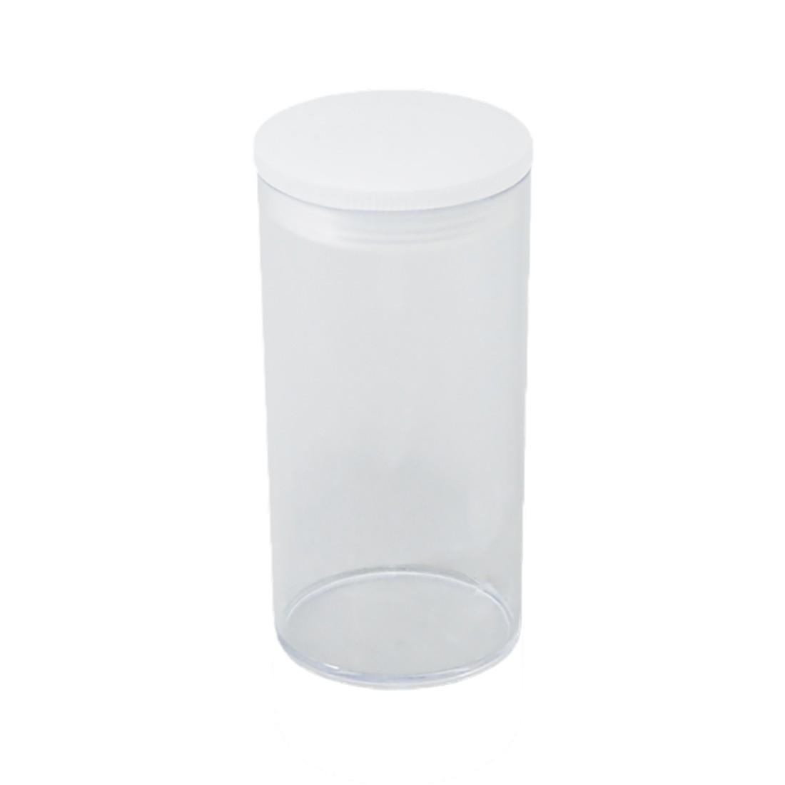 Potinho de Acrílico Cristal 23 ml kit com 50 unid