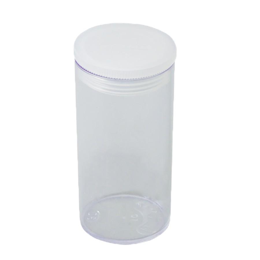 Potinho de Acrílico Cristal 27 ml kit com 100 unid