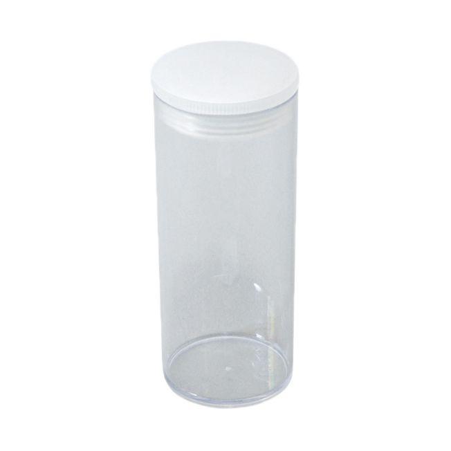 Potinho de Acrílico Cristal 40 ml kit com 10 unid
