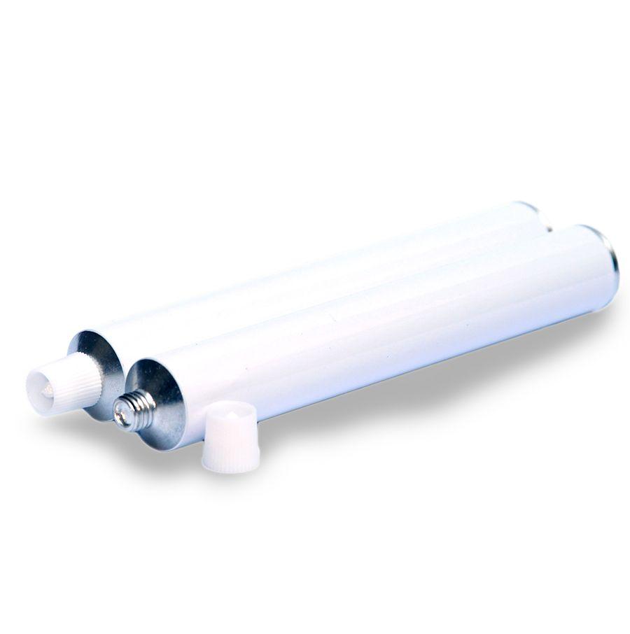 QUEIMA DE ESTOQUE- Bisnaga de Alumínio 35x150 Cartucho injeção kit 10 unid