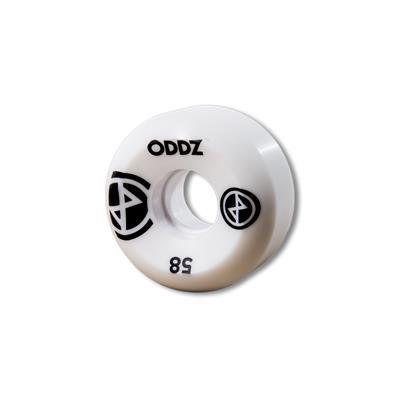 Roda de Skate profissional oddz 58 mm