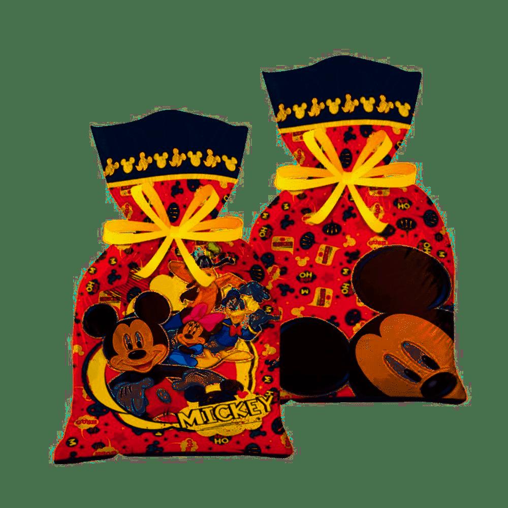 Sacola Surpresa para Lembrancinhas do Mickey kit com 8 unid