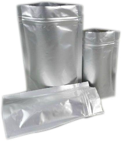 Saquinho Metalizado 15 x 10 pacote com 50 unid
