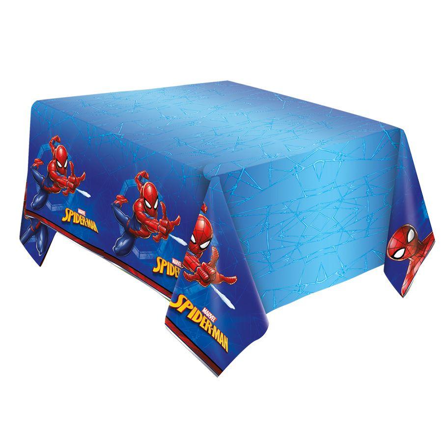 Toalha de Mesa de Festa do Homem Aranha