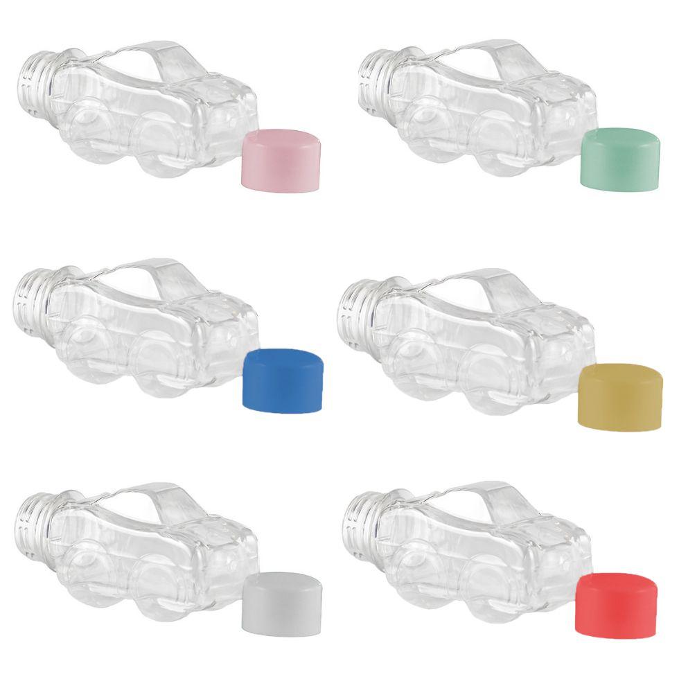 Tubete mini baleiro de carrinho para lembrancinhas kit com 50