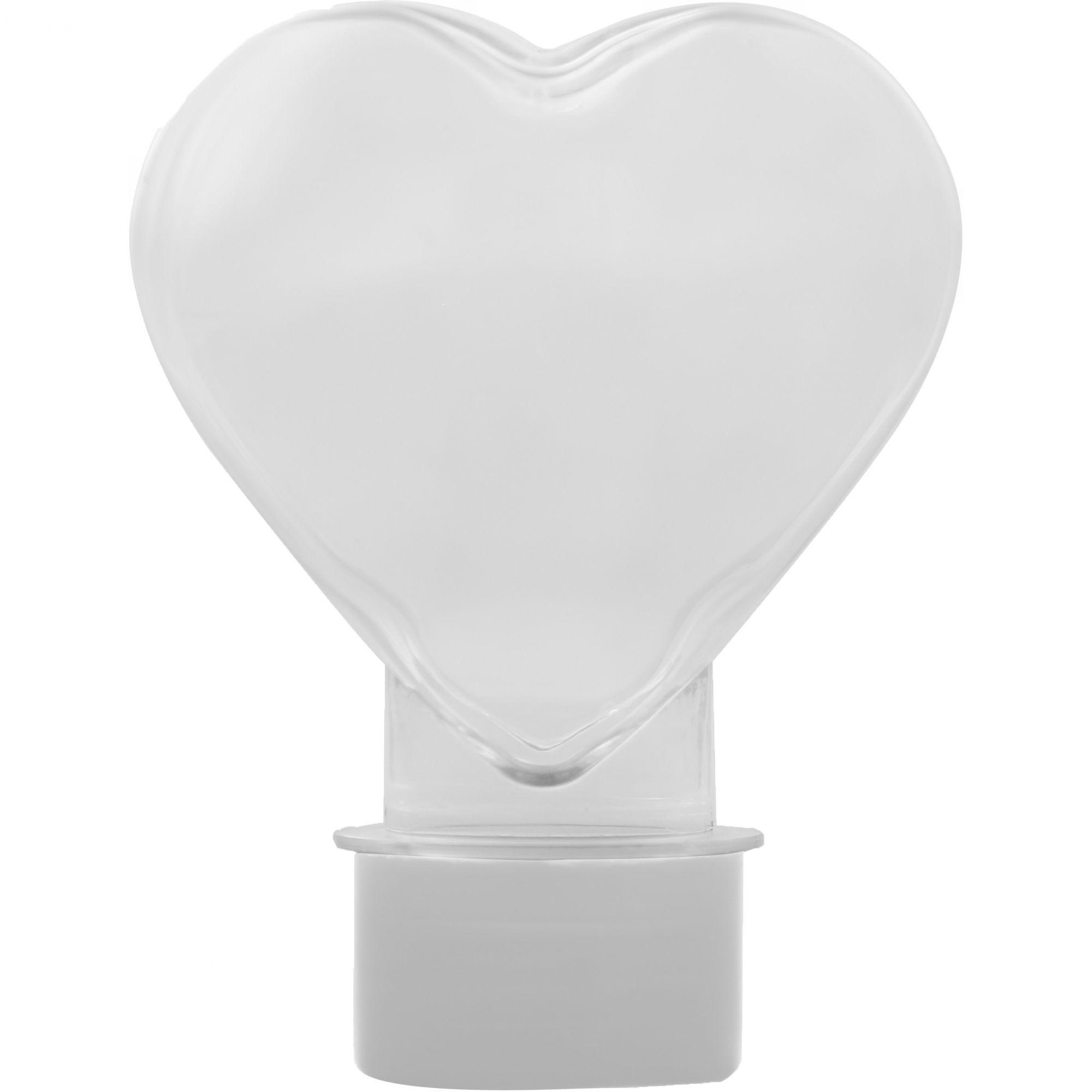 Tubete para Lembrancinhas de Coração c/ 10 unidades