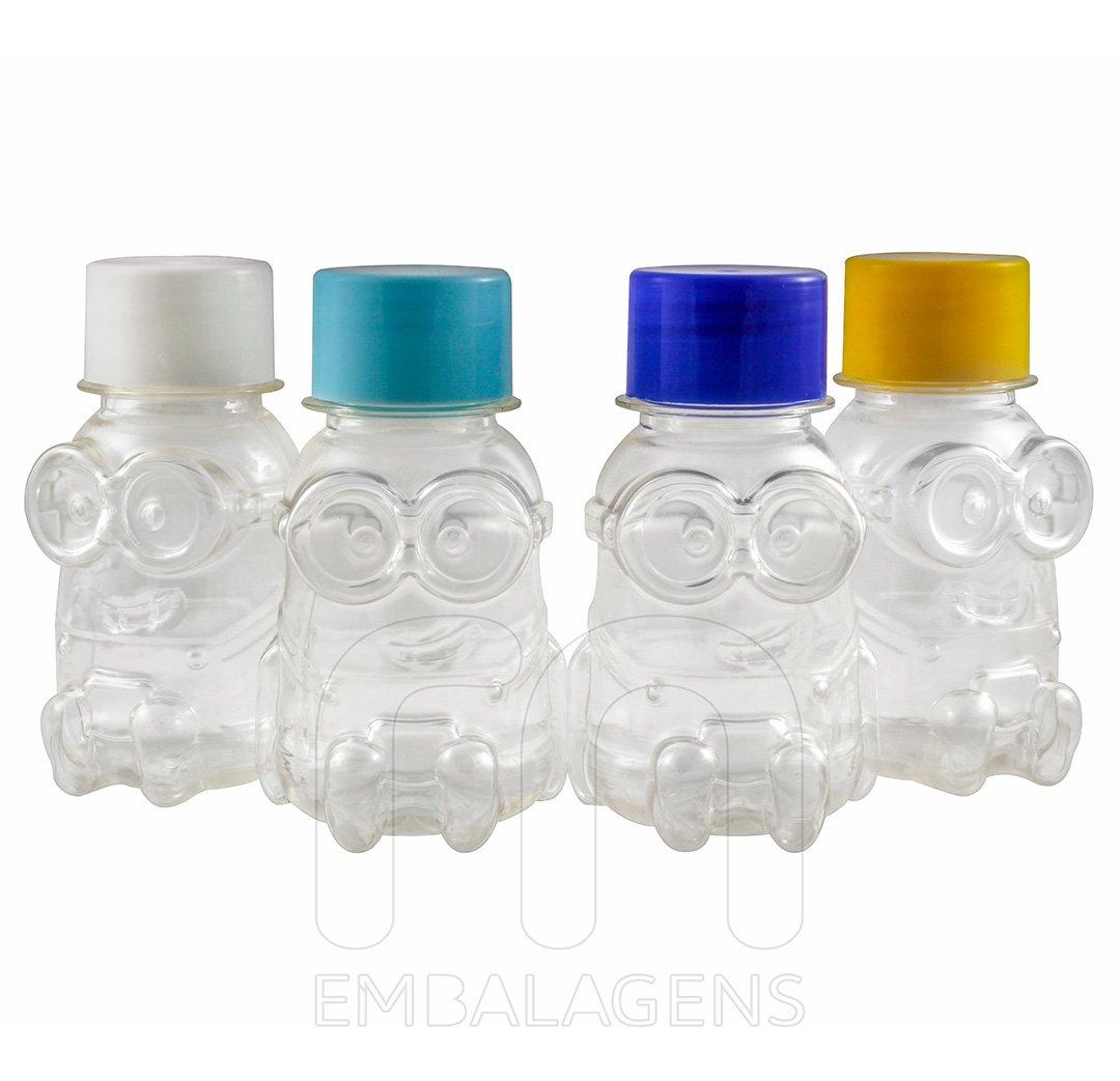 Tubete para Personalizar dos Minions Lembrancinha kit com 10 unid.