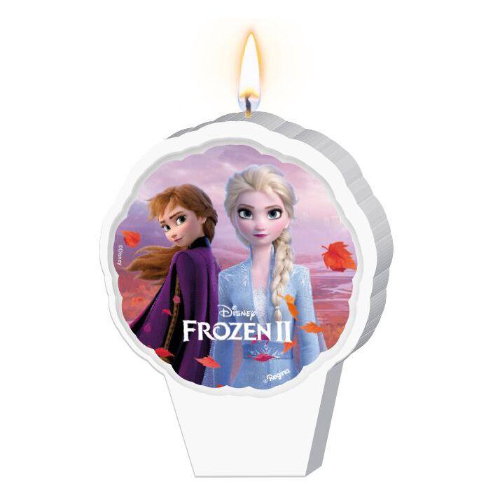 Vela de Aniversário da Frozen 2