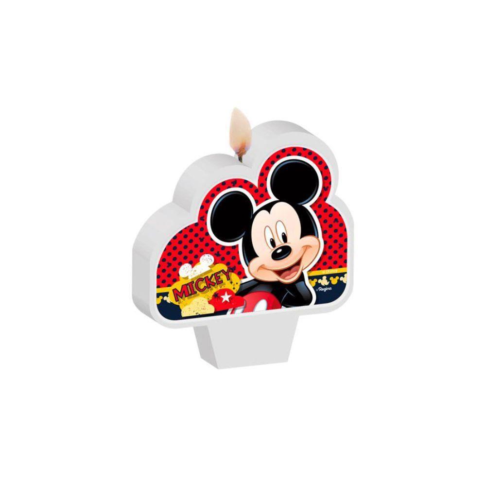 Vela de Aniversário do Mickey